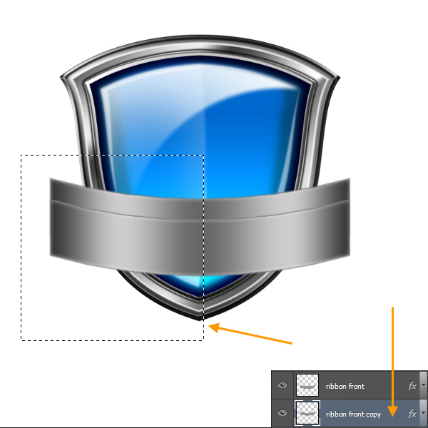 Create a Shiny Shield in Photoshop 75