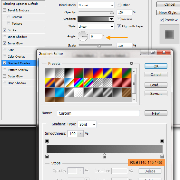 Create a Shiny Shield in Photoshop 84