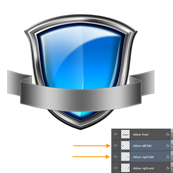 Create a Shiny Shield in Photoshop 86
