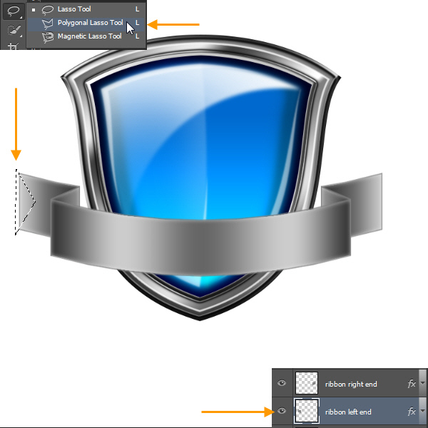 Create a Shiny Shield in Photoshop 87
