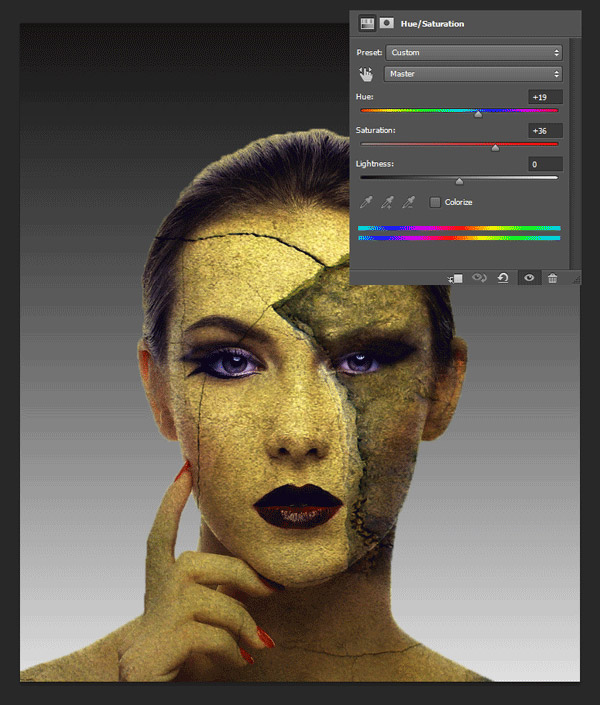 How to Add Texture to Skin 16