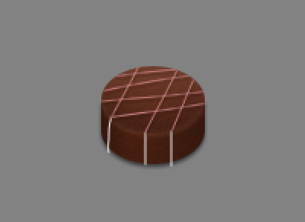 How to Create Chocolate Candies Text Effect in Photoshop 11