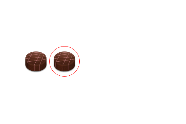 How to Create Chocolate Candies Text Effect in Photoshop 14