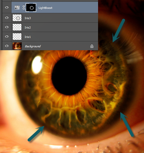 Create an Eerie Eye Photo Manipulation 6