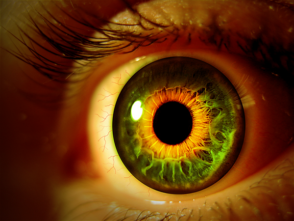 Create an Eerie Eye Photo Manipulation