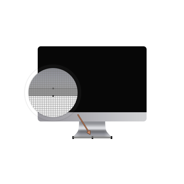 How to Create an iMac Illustration in Photoshop 10