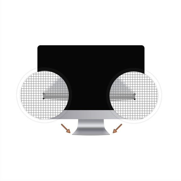 How to Create an iMac Illustration in Photoshop 11