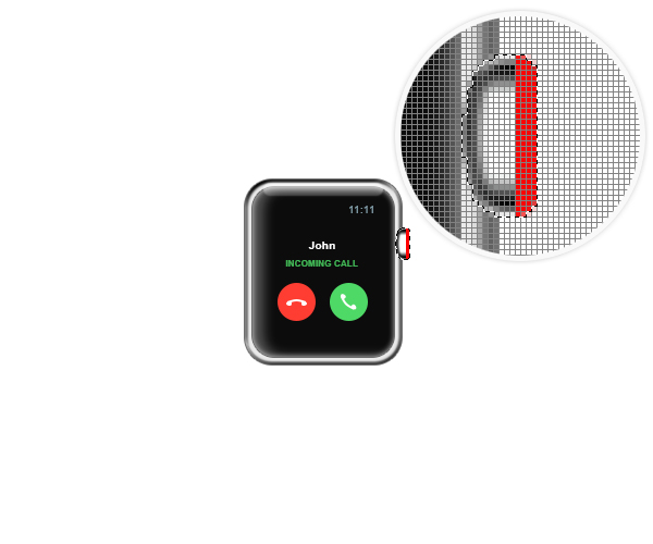 Create an Apple Watch in Adobe Photoshop 17