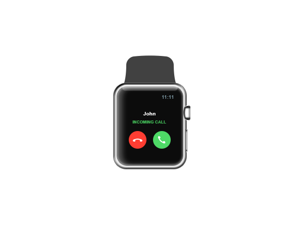 Create an Apple Watch in Adobe Photoshop 24