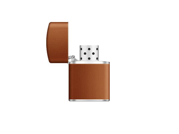 Create a Zippo Lighter in Adobe Photoshop 24