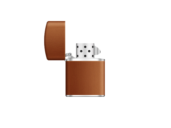 Create a Zippo Lighter in Adobe Photoshop 26