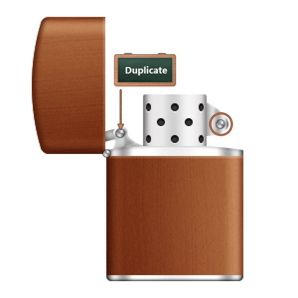 Create a Zippo Lighter in Adobe Photoshop 27