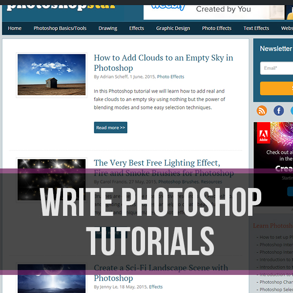 The Ultimate Guide to Making Money With Photoshop 5