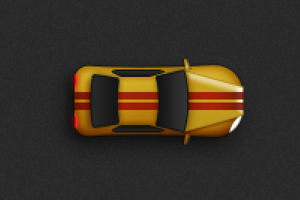 Create a Racing Car Illustration in Adobe Photoshop 27