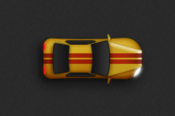 Create a Racing Car Illustration in Adobe Photoshop 28