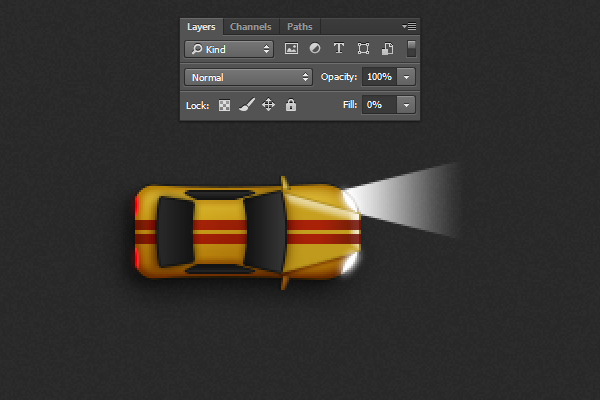 Create a Racing Car Illustration in Adobe Photoshop 31