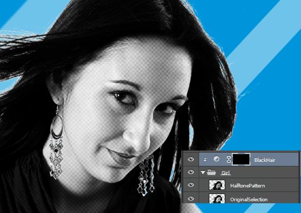 Create a Pop Art Scene With Photoshop 14