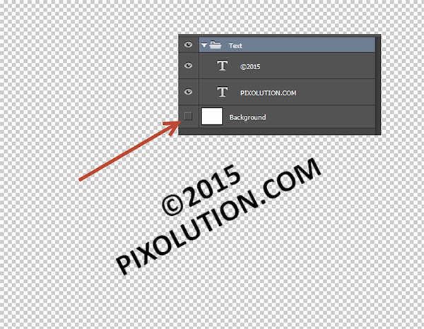 Add a Watermark Sign to any Photo in Photoshop 5