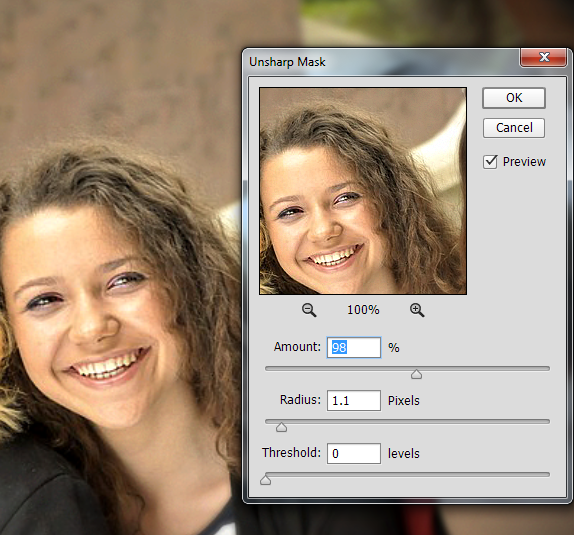 Create Depth of Field Effect in Photoshop 11