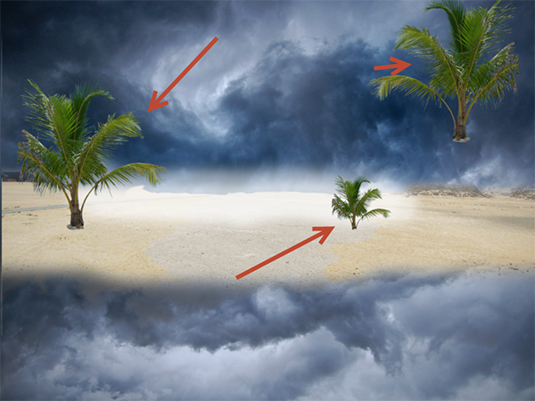 Create a Parting Sea Photo Manipulation in Photoshop 11