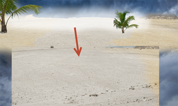 Create a Parting Sea Photo Manipulation in Photoshop 12