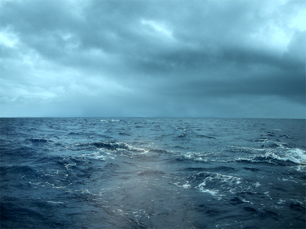Create a Parting Sea Photo Manipulation in Photoshop 13