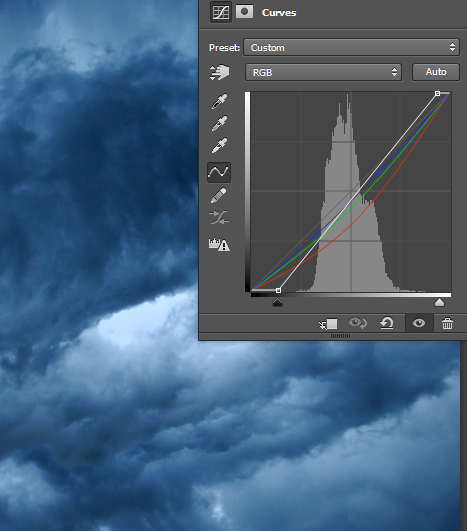 Create a Parting Sea Photo Manipulation in Photoshop 3