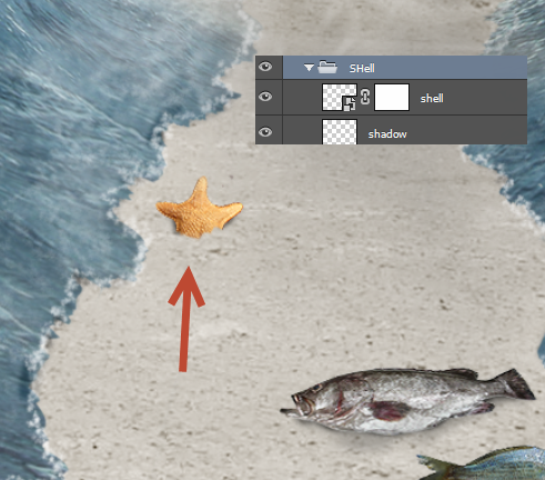 Create a Parting Sea Photo Manipulation in Photoshop 36