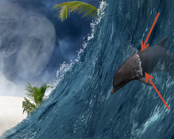 Create a Parting Sea Photo Manipulation in Photoshop 40