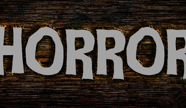Create a Rusty Horror Text Effect 21