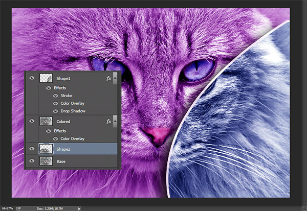 Create an Abstract Shape Effect in Adobe Photoshop 12