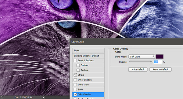 Create an Abstract Shape Effect in Adobe Photoshop 14