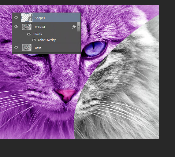 Create an Abstract Shape Effect in Adobe Photoshop 5