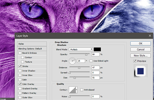 Create an Abstract Shape Effect in Adobe Photoshop 9