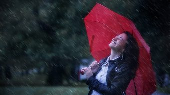 Add a Rain Effect to a Photo in Photoshop
