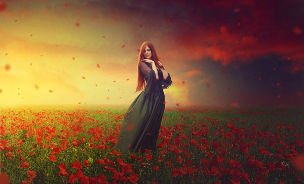 Create an Emotional Photo Manipulation in Photoshop