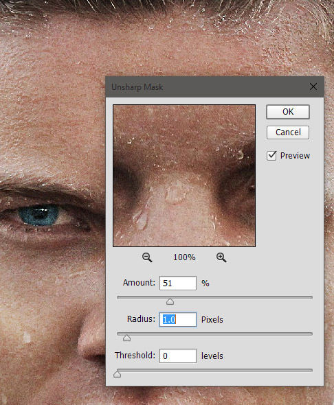 Retouch your photos in a dramatic way 9