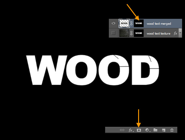 Create a Wood Text effect in Photoshop 13