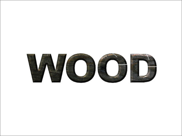 Create a Wood Text effect in Photoshop 14