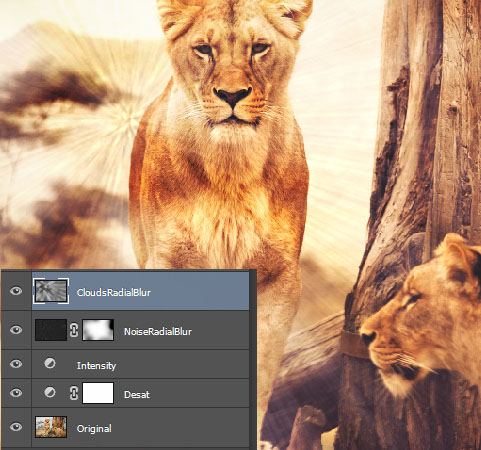 How to Add Lens Flare to an Image with Photoshop 11