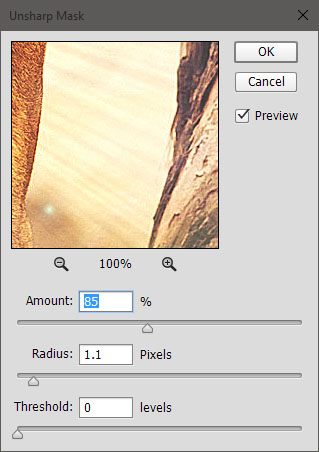 How to Add Lens Flare to an Image with Photoshop 16