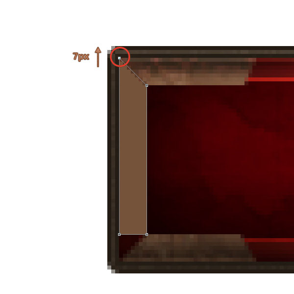 Create a gaming button inspired from Diablo 3 in Adobe Photoshop