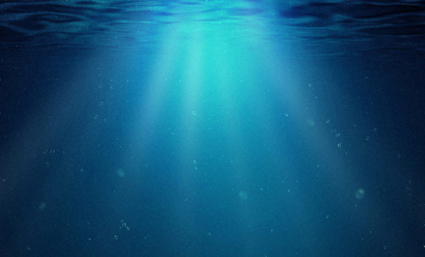 Members Area Tutorial: Create an Underwater Background Using Photoshop Filters