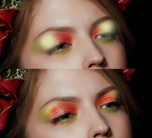 How to Apply Creative Makeup with Photoshop 5