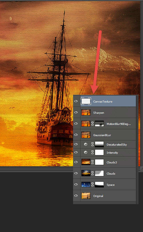 Use blending modes to create interesting effects 16