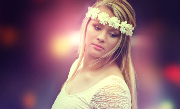 Create a Dreamy Woman Portrait in Adobe Photoshop