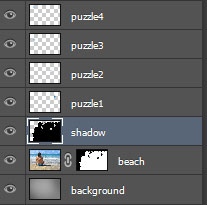 Learn How to Create Jigsaw Puzzle Effect in Photoshop 22