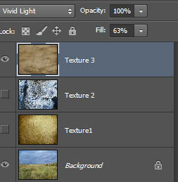 How To Blend Textures With Photos In Photoshop 12b