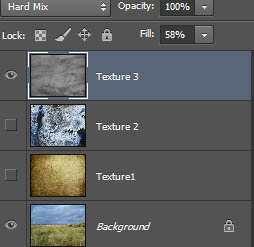 How To Blend Textures With Photos In Photoshop 14b