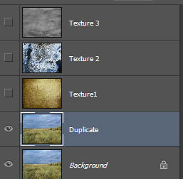 How To Blend Textures With Photos In Photoshop 16